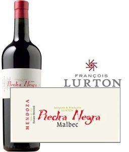 Piedra Negra Reserve Malbec Bodega Lurton Es Un Vino Estructurado Y Complejo Color Rojo Rubi Con Reflejos Cereza Y Aromas A Vainilla Malbec Wine Bottle Wine