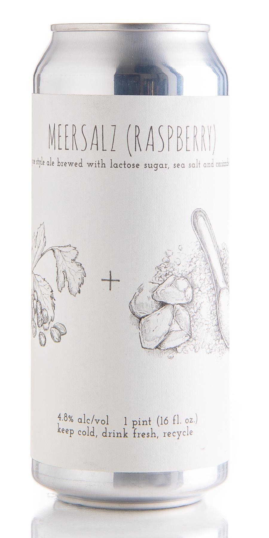 Background Drinks Review Narrow Gauge Brewing Meersalz Raspberry
