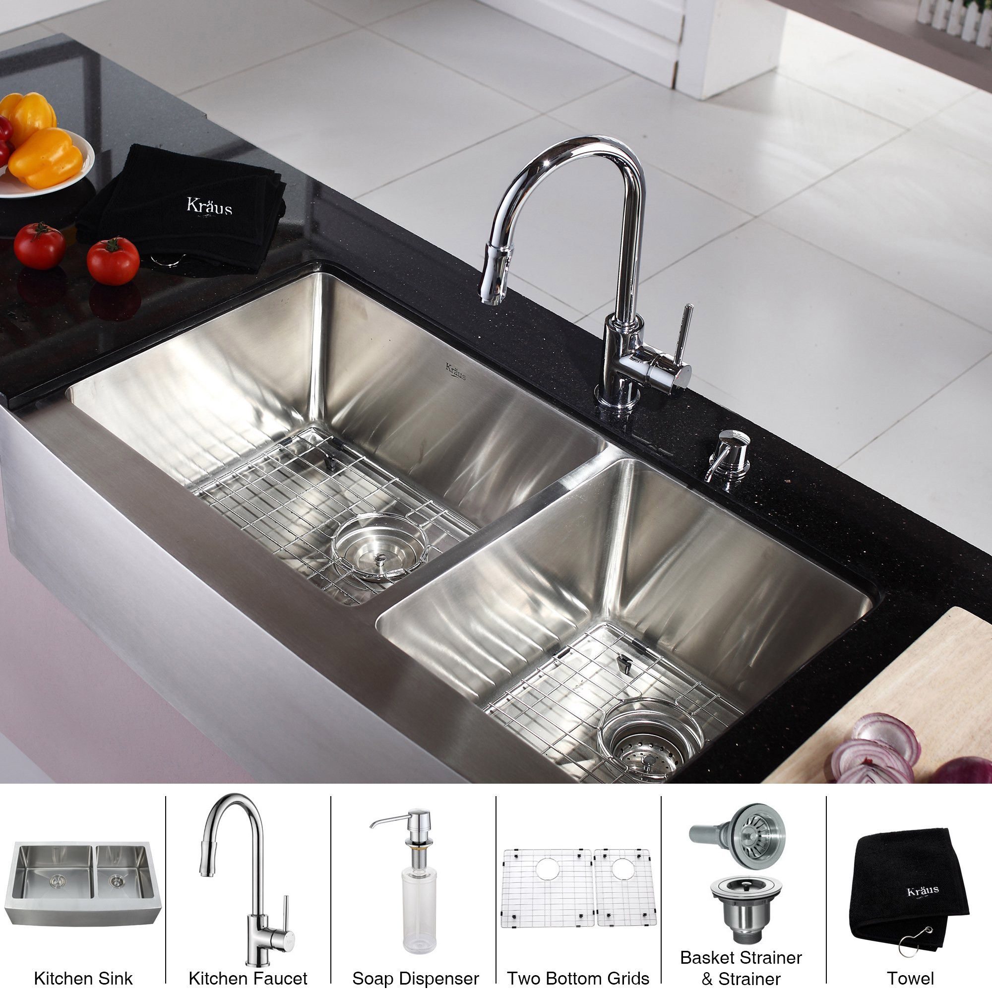 Customer Image Zoomed (With images) Chrome kitchen
