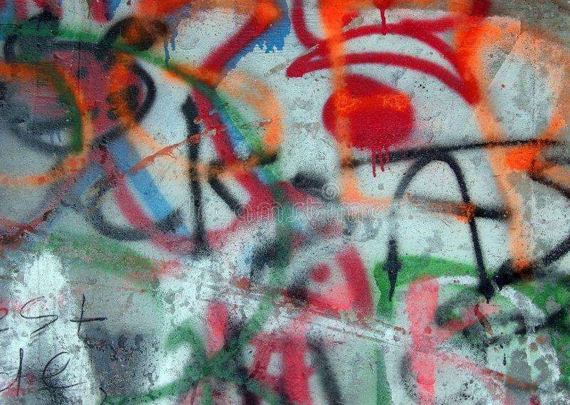 Graffiti On A Concrete Retaining Wall Ad Concrete Graffiti Wall Retaining Ad Graffiti Graffiti Wall Concrete Retaining Walls