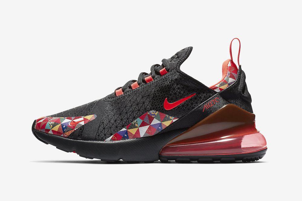 """Oto Nike Air Max 270 z zestawu """"Chinese New Year"""" na 2019"""