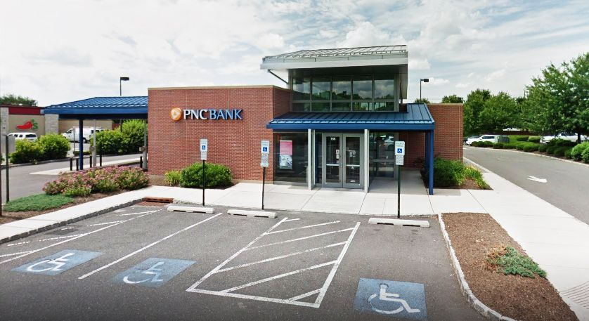 PNC Bank, Hamilton Marketplace Branch is one of the bank's