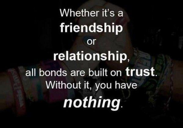 35 Inspirational Trust Quotes Cuded Trust Quotes Relationship Quotes Me Quotes