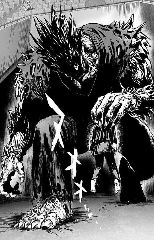 Pin de Alejandro García en One punch man Dibujos anime