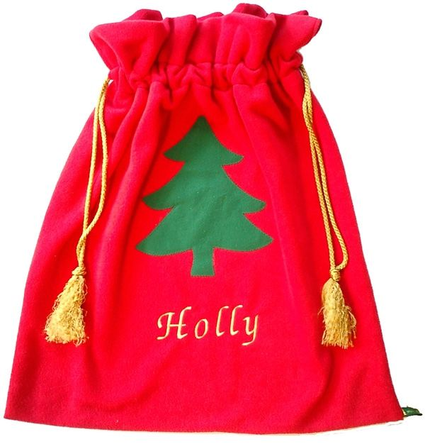 Personalised christmas sack httpbaby gifts personalised christmas sack httpbaby gifts negle