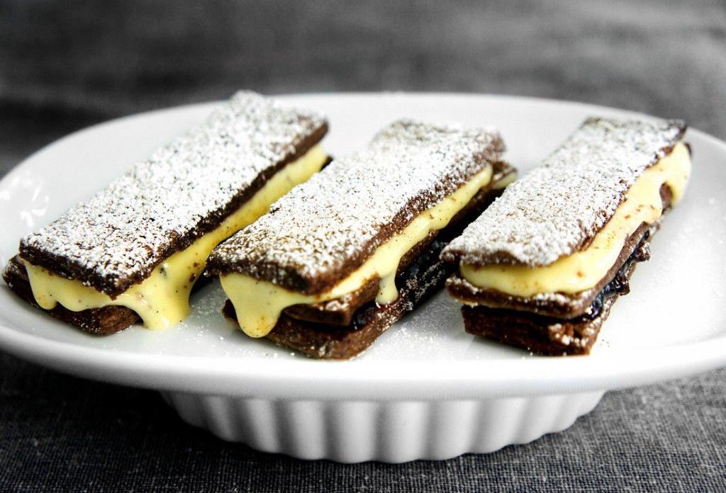 pie crust sandwich
