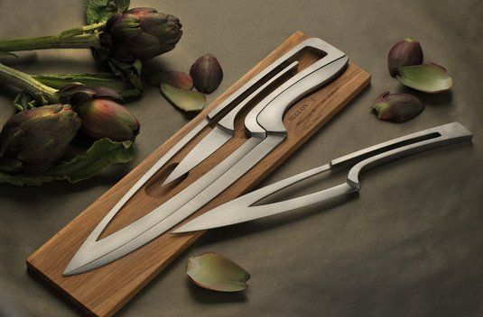 nesting kitchen knives nesting knives by mia schmallenbach with images modern knife sets knife sets kitchen knives 6743