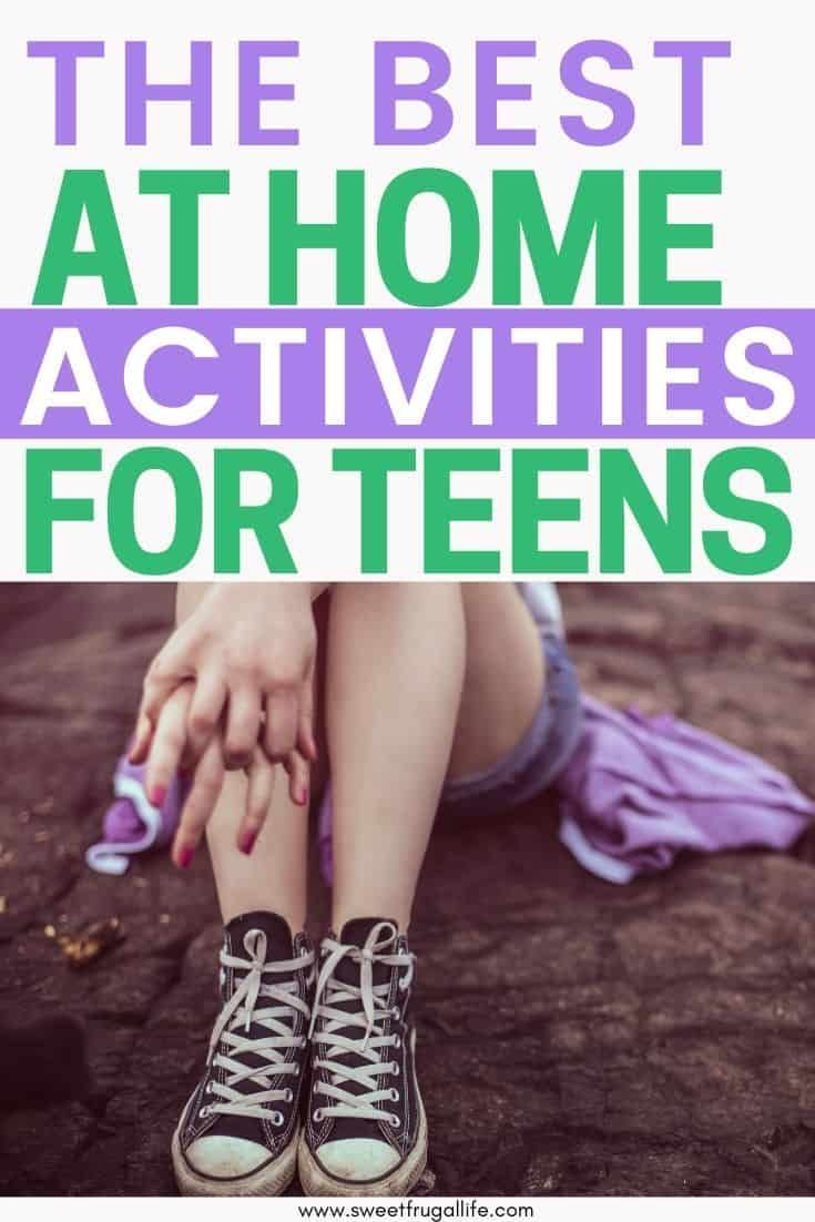 , Best At Home Activities for Teens, MySummer Combin Blog, MySummer Combin Blog
