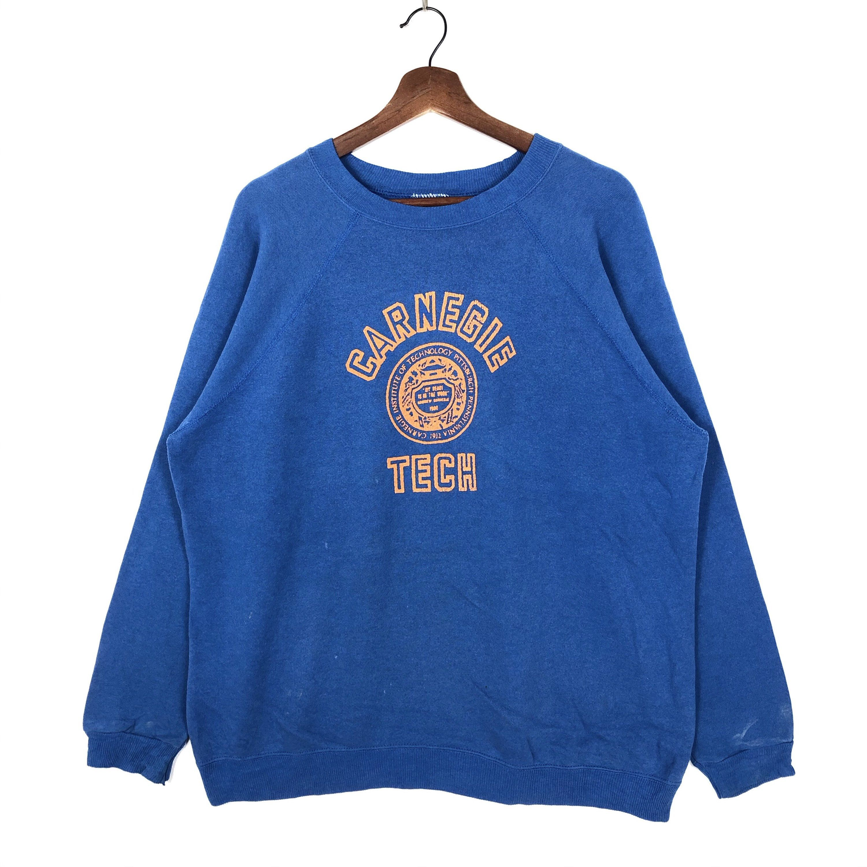 Vintage 90s Carnegie Institute Of Technology Pittsburgh Etsy Vintage Nike Sweatshirt Sweatshirts Pullover Sweatshirts [ 3000 x 3000 Pixel ]