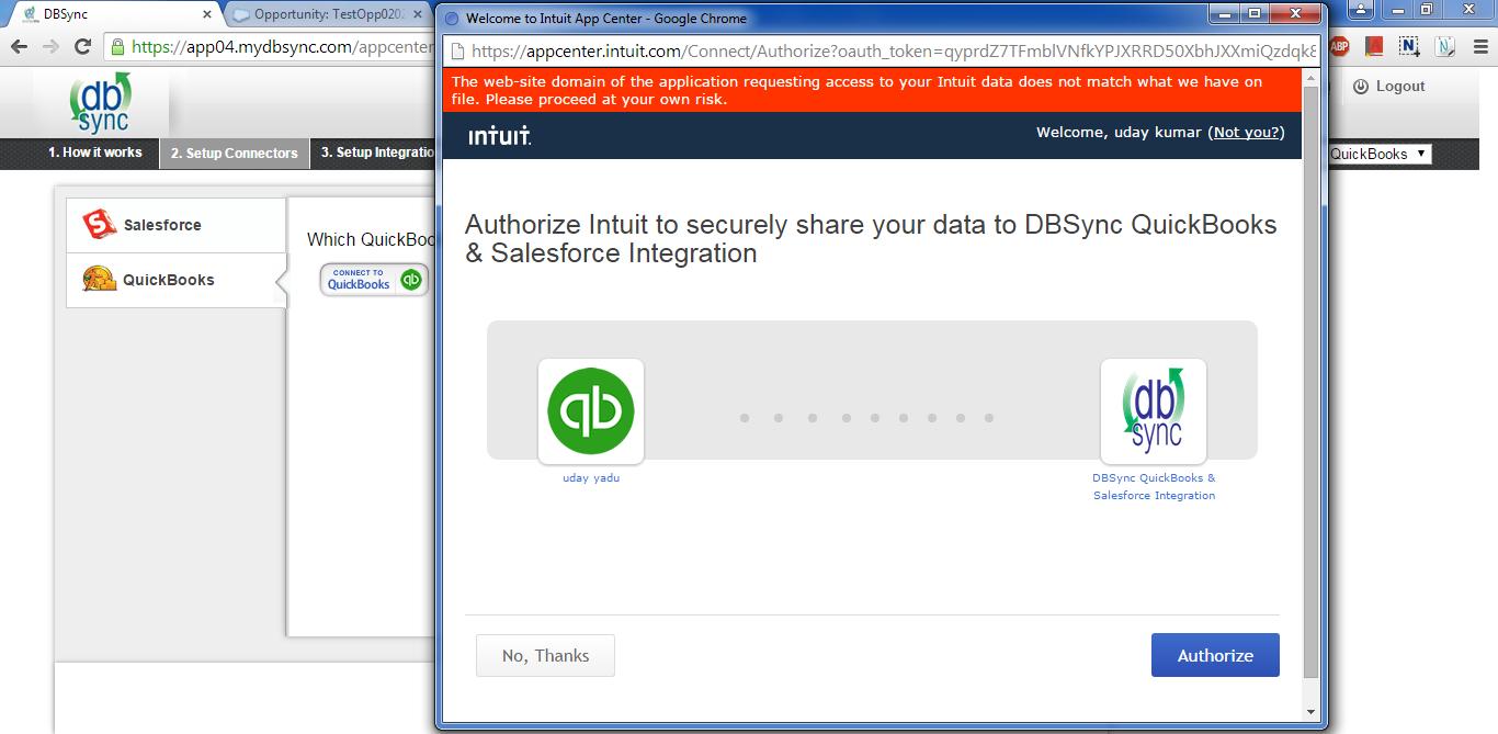 QuickBooks Online and Desktop Integration for Salesforce