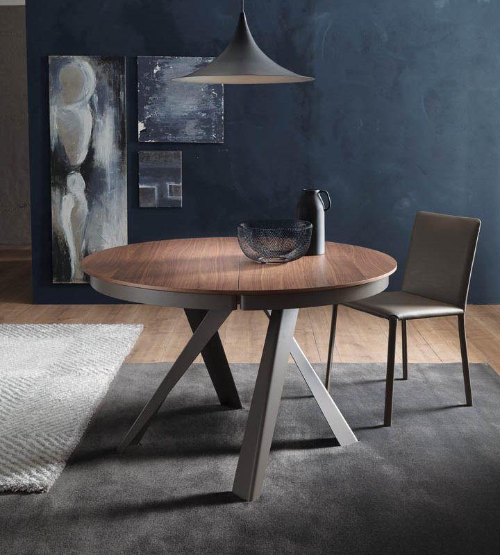 Tavoli trasformabili e allungabili, sedie moderne