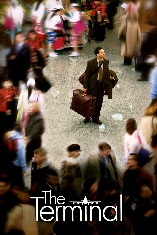 The Terminal Peliculas Divertidas Cine Cine Dibujos
