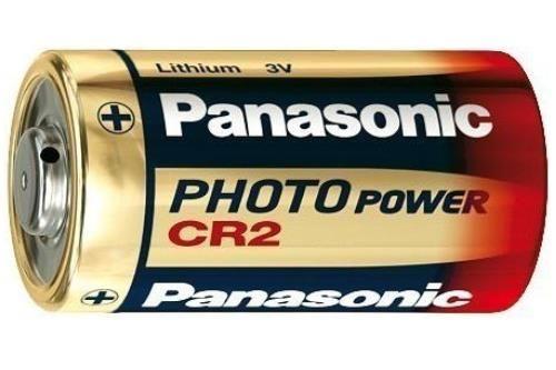 Cr2 Panasonic 3 Volt Lithium Battery Batteries Panasonic