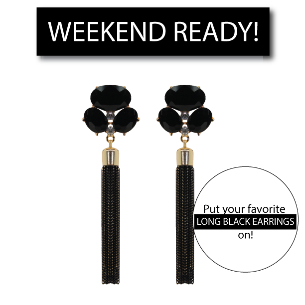 Black for rainy weekend! Crno za kišni vikend! #black #crno #weekend #BROSH