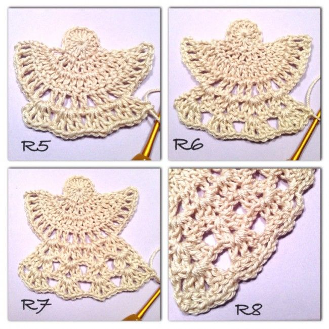 Guardian angel | Crochet | Pinterest | Navidad, Tejido y Ganchillo