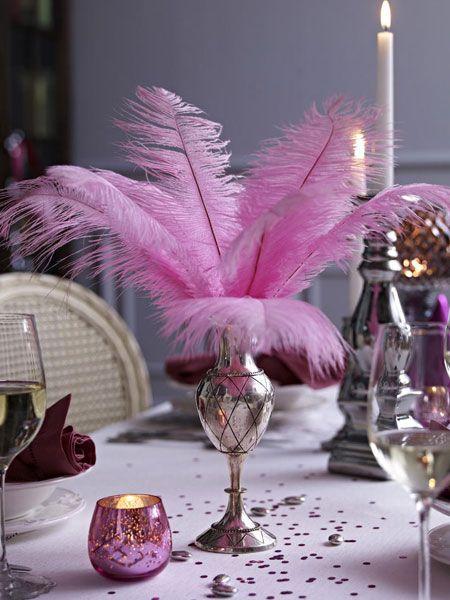 Happy new year! Silvester: Deko zur Silvesterparty selber machen ...