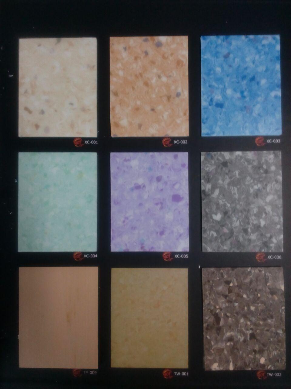 Pvc Roll Flooring Vinyl