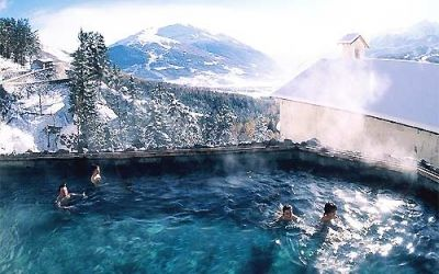 Bormio Hot Springs Amazing Swimming Pools Hot Springs Italy