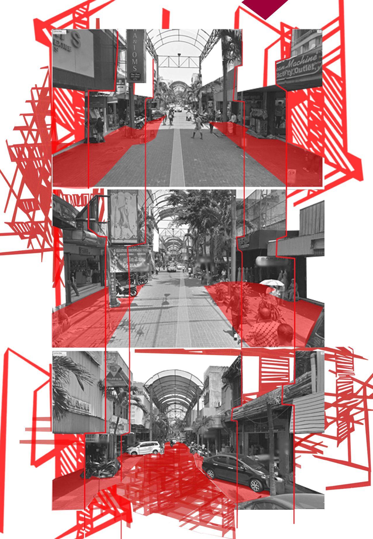 morphology adaptation for pasar baru architecture diagram. Black Bedroom Furniture Sets. Home Design Ideas