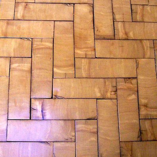 End Grain Tiles Specialty Flooring Levanna Restoration