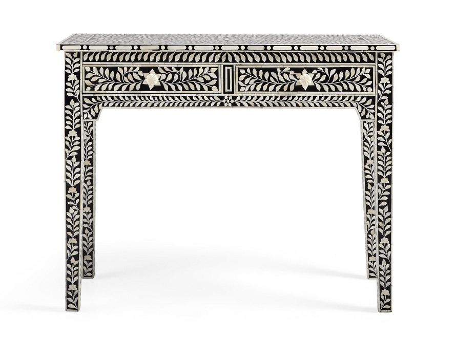 Brilliant 999 Moroccan Inlay Console Table Arhaus Furniture In 2019 Caraccident5 Cool Chair Designs And Ideas Caraccident5Info