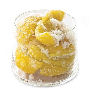 """""""I add lemon confit to so many dishes -- from broiled fish to pork and beans,"""" says Eric Ripert of New York City's Le Bernardin. He blends his lemon confit with butter to add a pleasantly pungent fla...see more"""