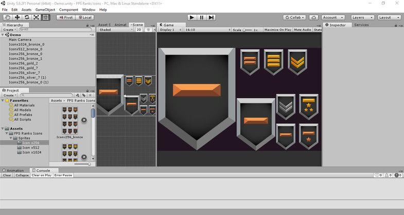 FPS Ranks Icons #Ranks#FPS#GUI#Icons   3d Design Software   3d