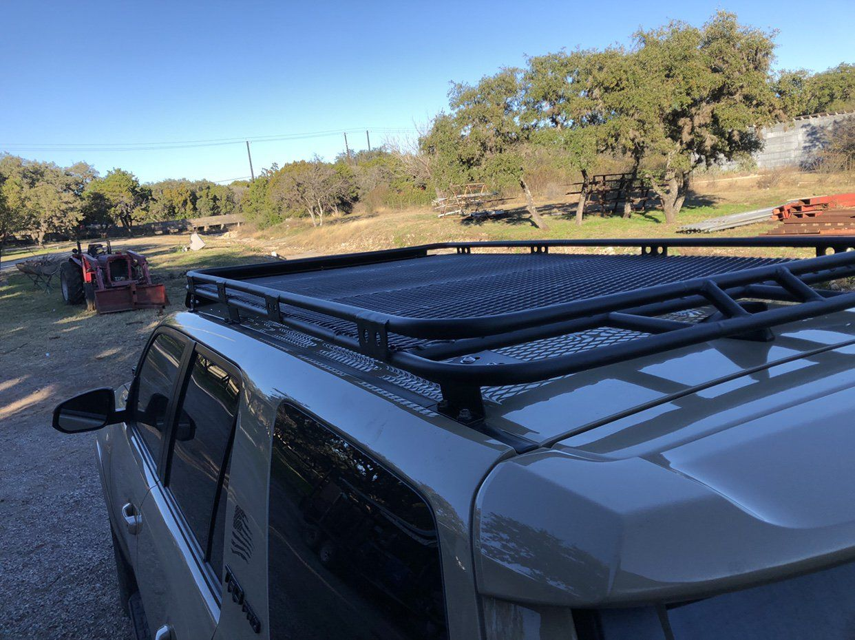 Homemade Roofracks. Page 44 Expedition Portal Ford
