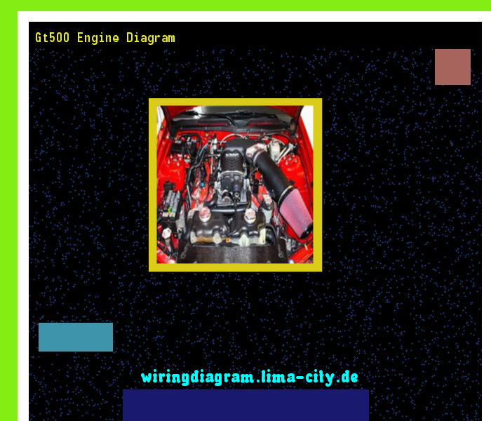 Gt500 Engine Diagram  Wiring Diagram 174517