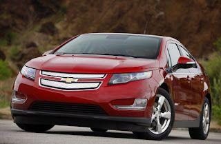 Chevy Manis Volt Akan Meningkatkan Angka Penjualan Chevy Volt Chevrolet Volt Chevrolet