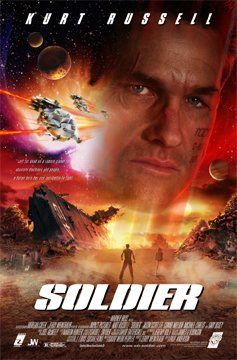 Soldier Kurt Russell As Sgt Todd 3465 Movie Posters Action