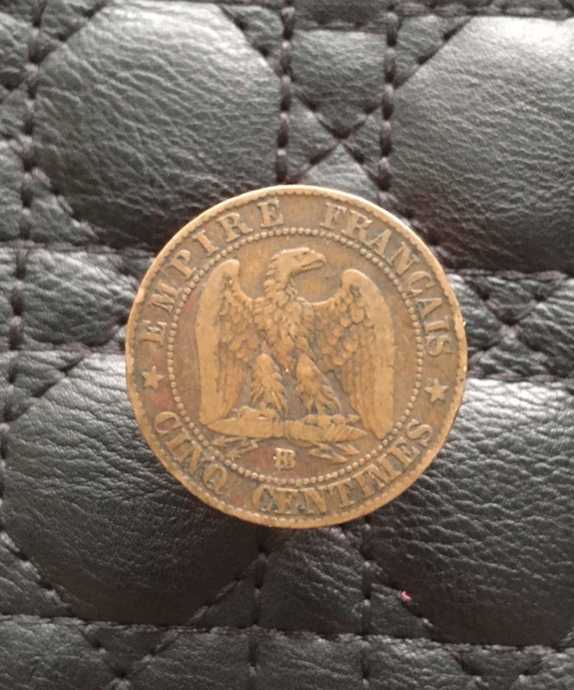 Frankreich 5 Centimes 1854 Münzen Ebay Coins Pinterest Euro