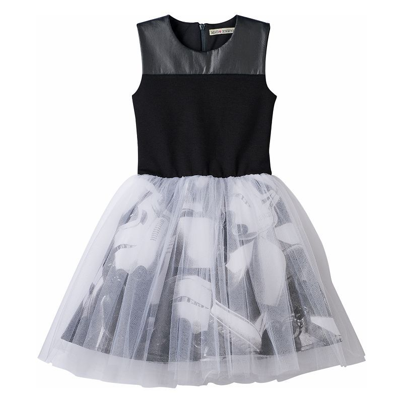 Girls 7-16 Star Wars Stormtrooper Dress from Kohls. Discontinued ...