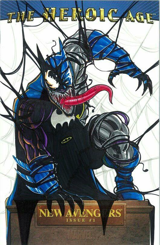 She Venom Rapes Black Cat