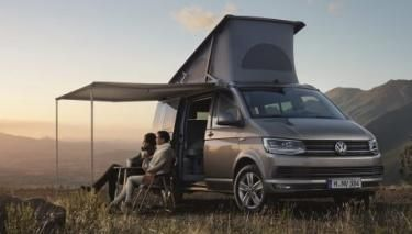 2017 Volkswagen T6 California Camper I Love Vw S Camper Van
