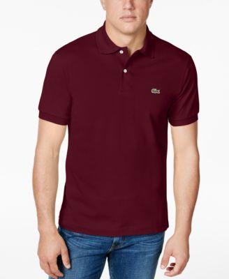 LACOSTE Lacoste Classic Piqué Polo Shirt, L.12.12. #lacoste #cloth #