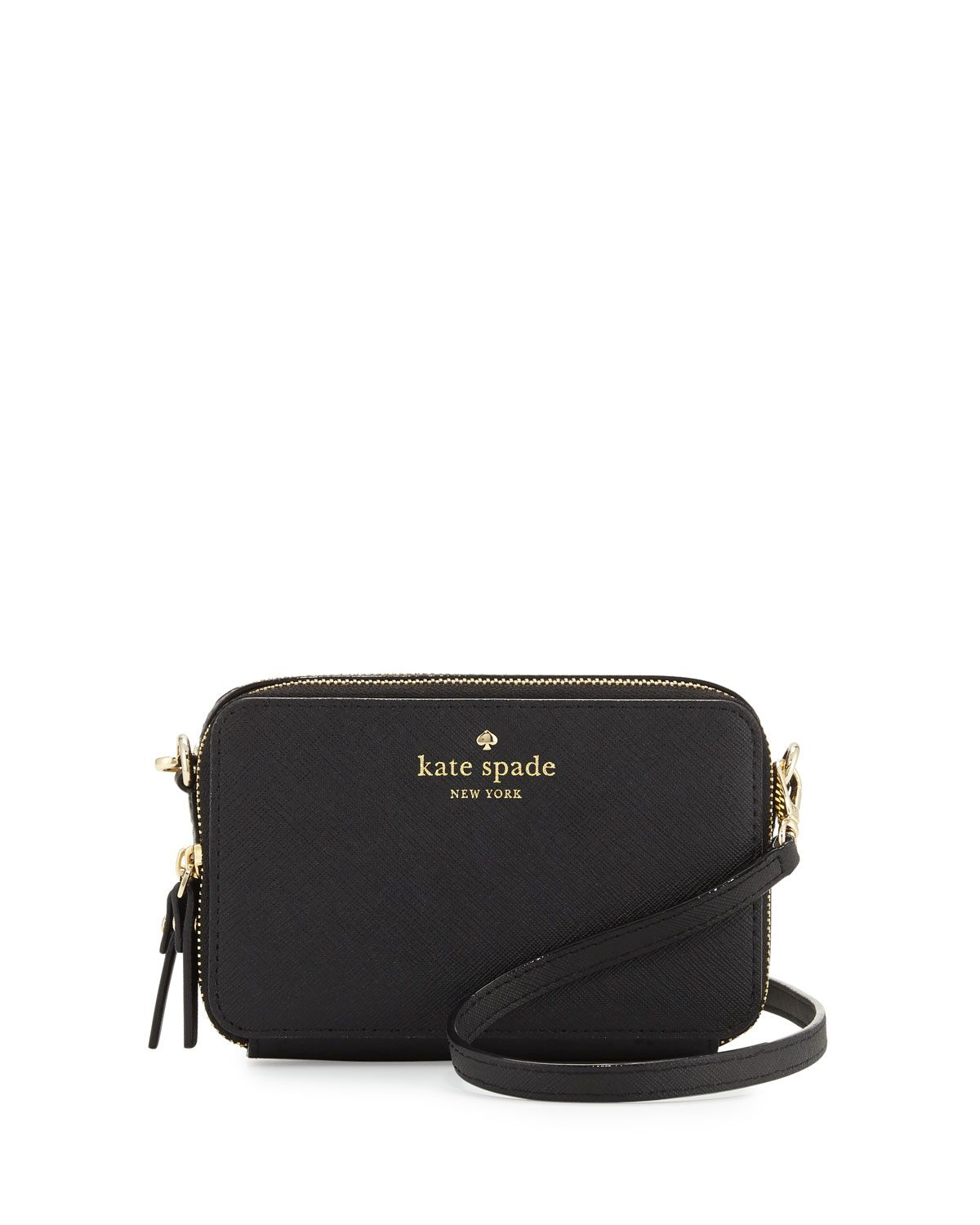 Cedar Street Carine Crossbody Bag Black Kate Spade New York