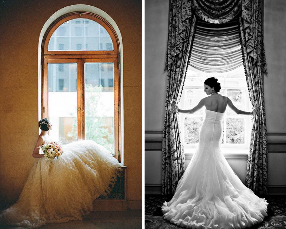 Bridal portraits8 poses for beautiful photos Bride
