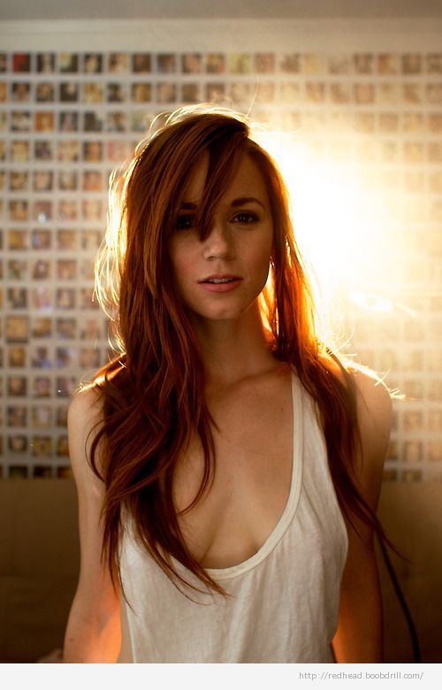 hot redheads Pinterest