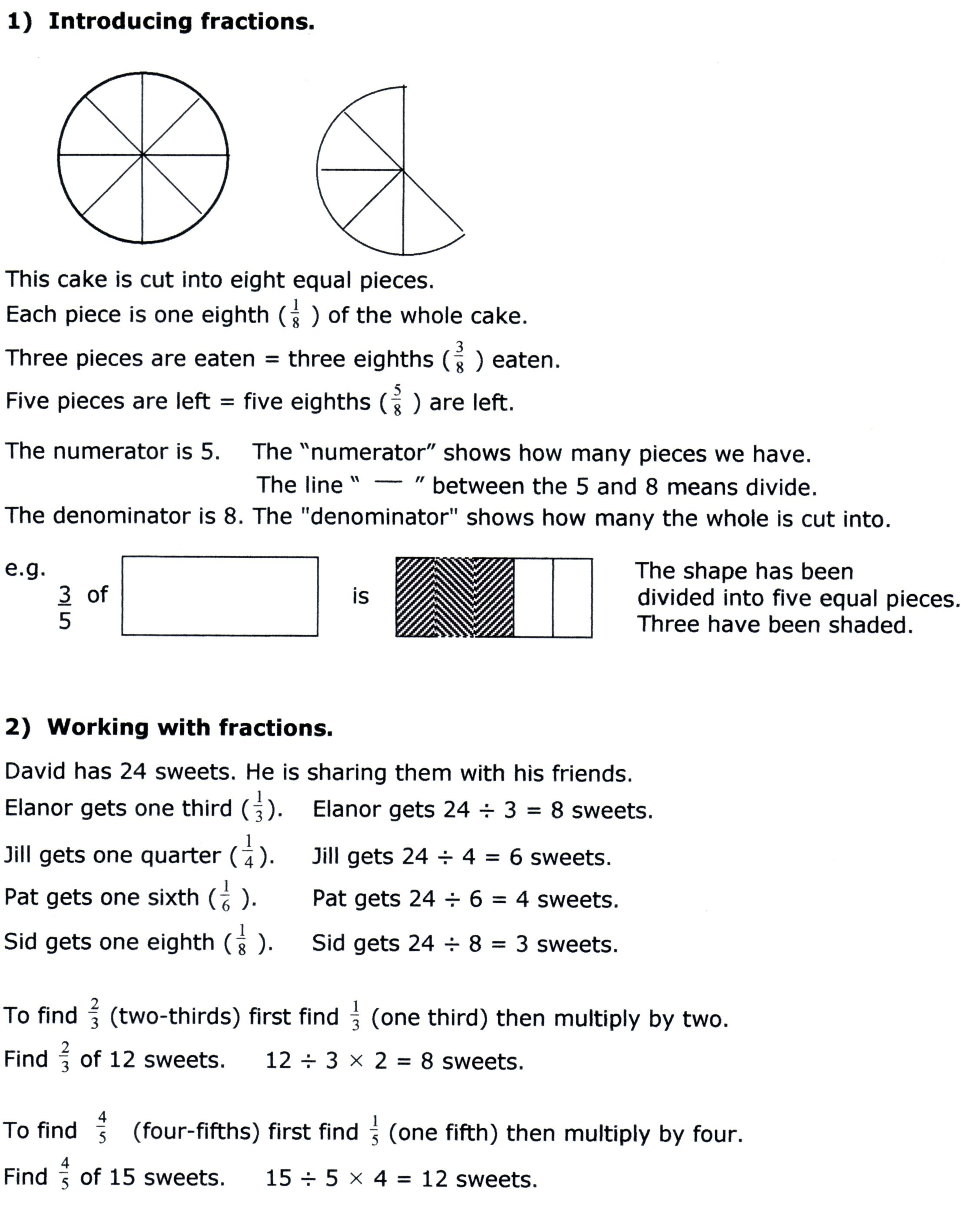 Worksheets Amp Ideas For Years 5 10