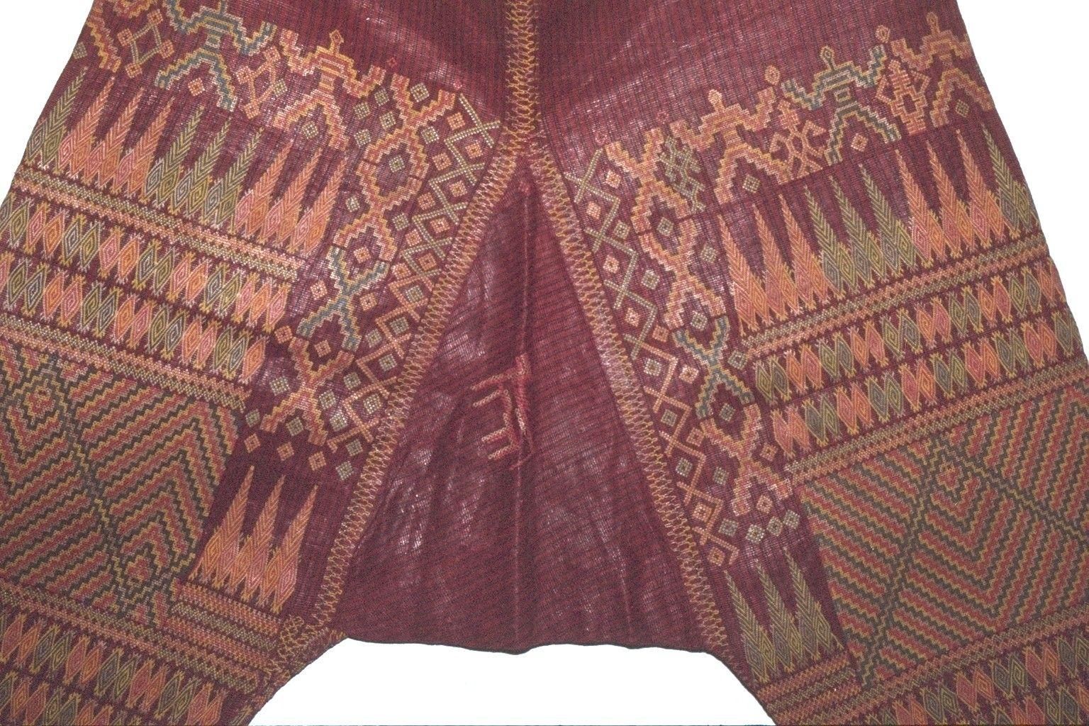 detail of 'SALWAL ANCIF'