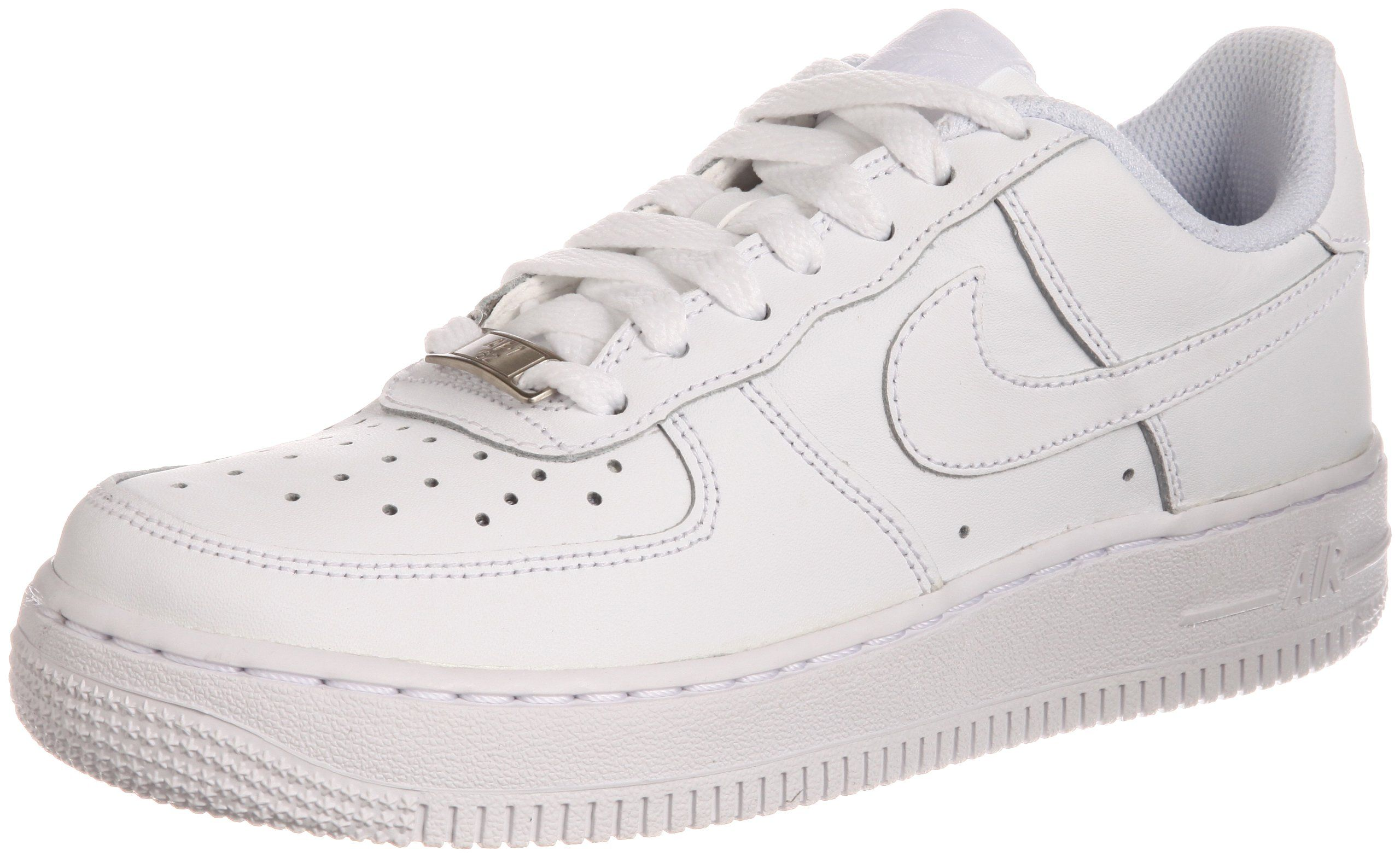 Air Force 1 07, Baskets Homme, Gris (Wolf Grey/Wolf Grey-White 010), 42.5 EUNike