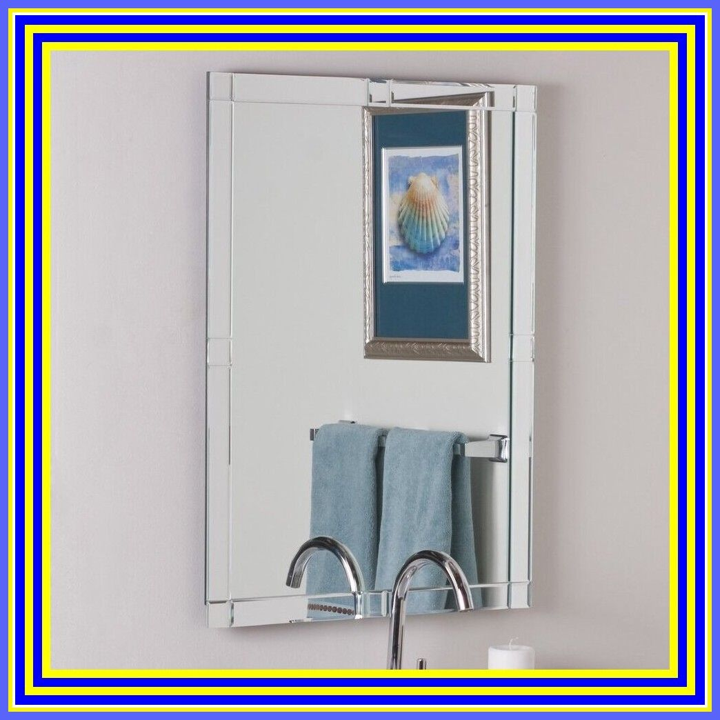 how to remove large bathroom mirror glued to wall