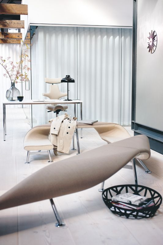 Flip & Fold Seating by Karl Marius Sveen