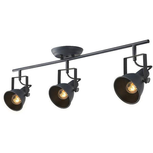 Edison Vintage Style 3 Light Track Lighting Ceiling 190 Liked