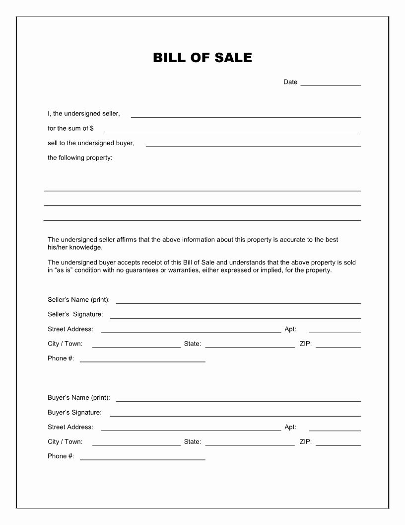 Transfer Of Business Ownership Agreement Template Unique A Bill Of