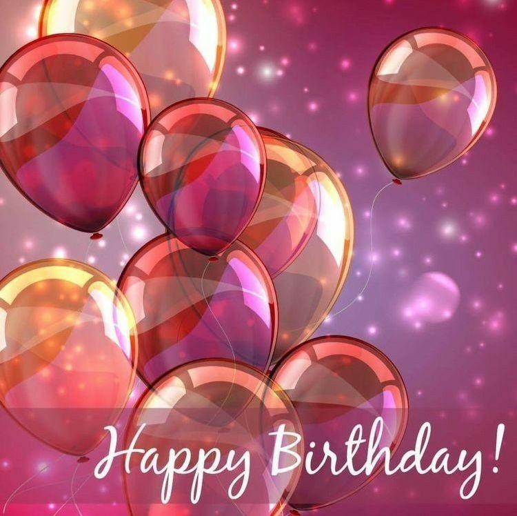 Glückwunsch Glücklicher Geburtstag Herzliche