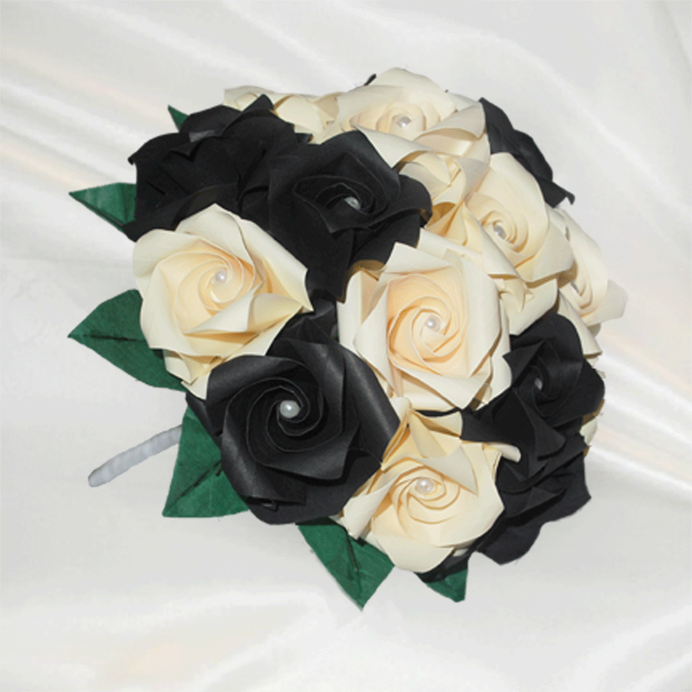 Origami wedding bouquet google search wedding ideas pinterest origami wedding bouquet google search izmirmasajfo Choice Image