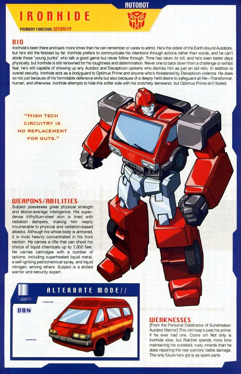 Transformers Universe - Gallery: G1 Ironhide