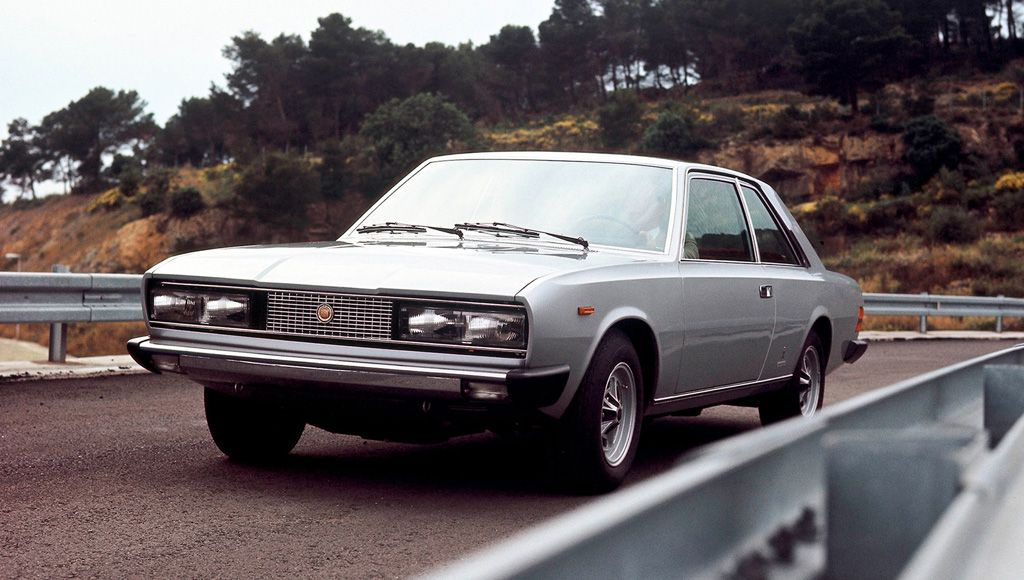 Fiat 130 Coupe Fiat Cars Fiat Small Cars